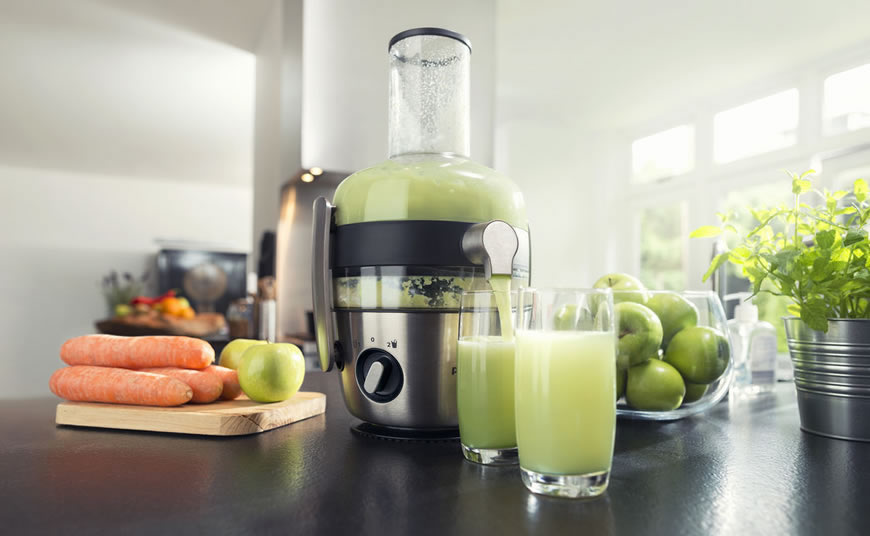 Best Centrifugal Juicer For Leafy Vegetables - Why Large Feed Chute Is Good