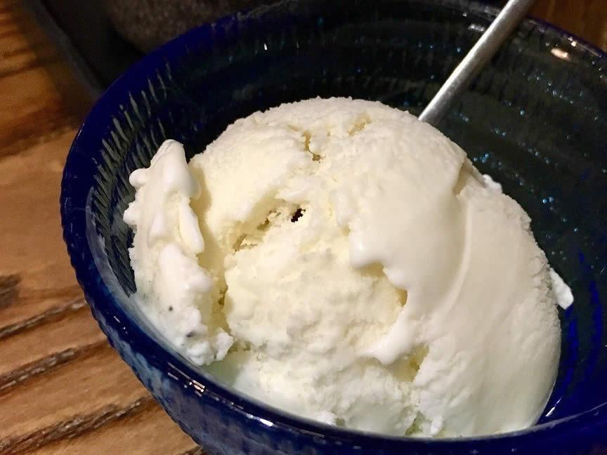 tofu ice cream