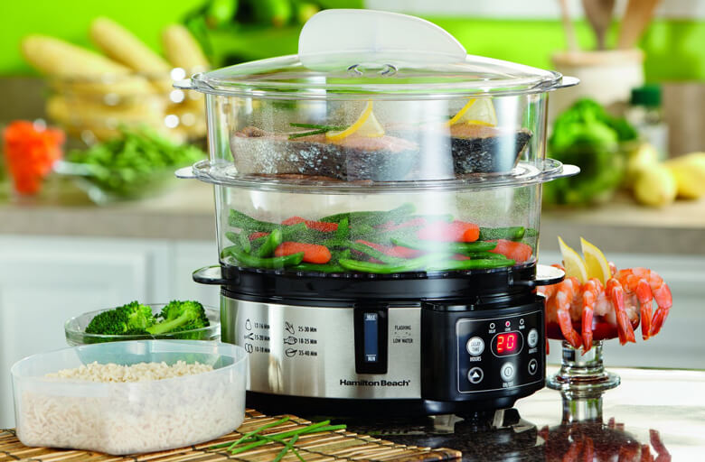 Best Electric Food Steamers - The Healthiest Cooking Method In Your Life