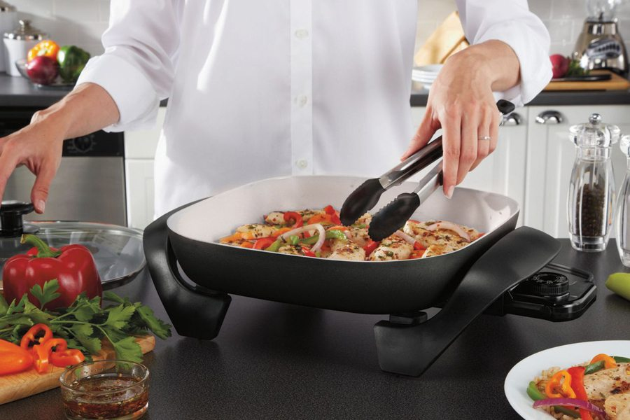 Best Rated Electric Skillets - How To Buy The Right One For Your Family