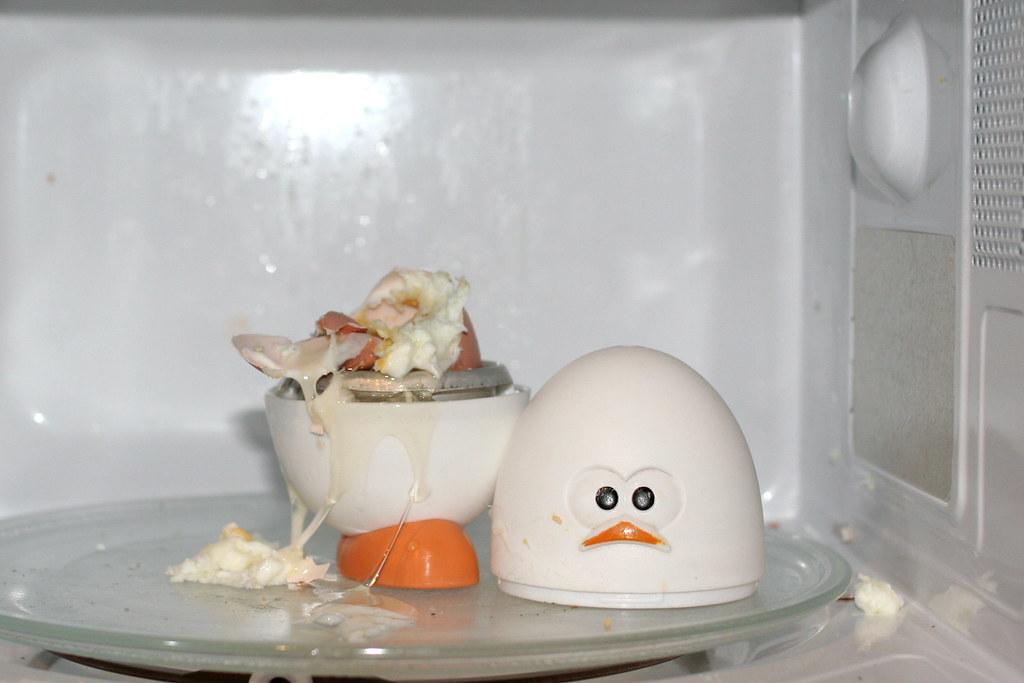 Eggs Explode