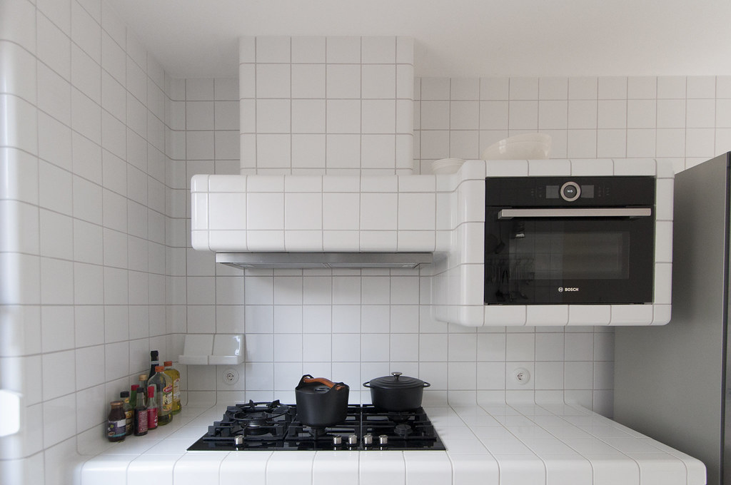 Tip 14 Clean The Tiles Of The Kitchen