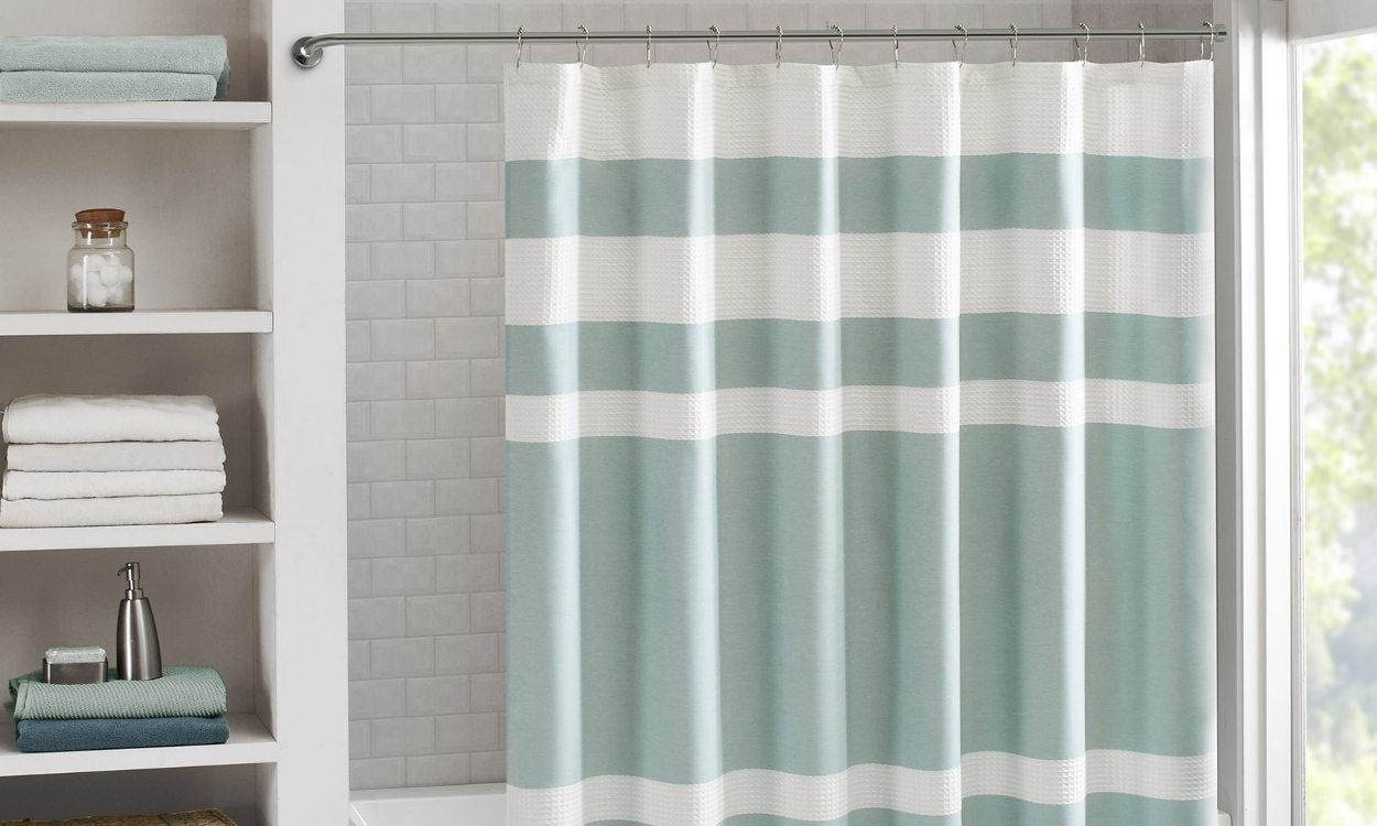 Tip 18 Clean The Shower Curtain