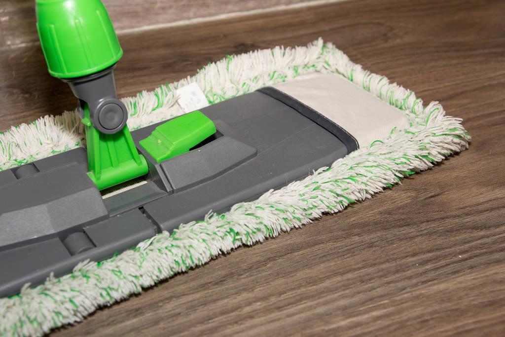 Tip 26 Clean The Floor