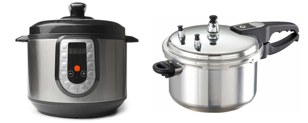 Differences Between Stovetop Pressure Cooker And Electric Pressure Cooker