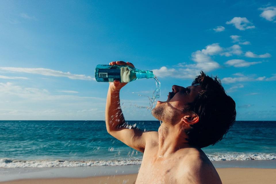 Drink Water When Thirsty