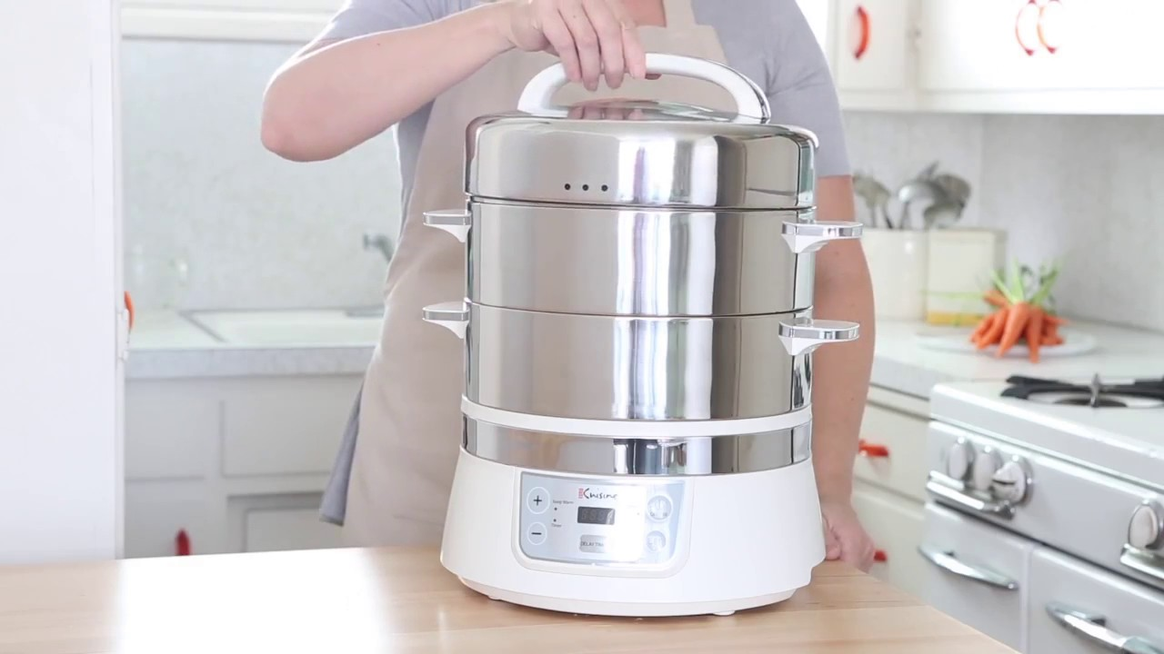 How To Choose The Best Electric Food Steamer