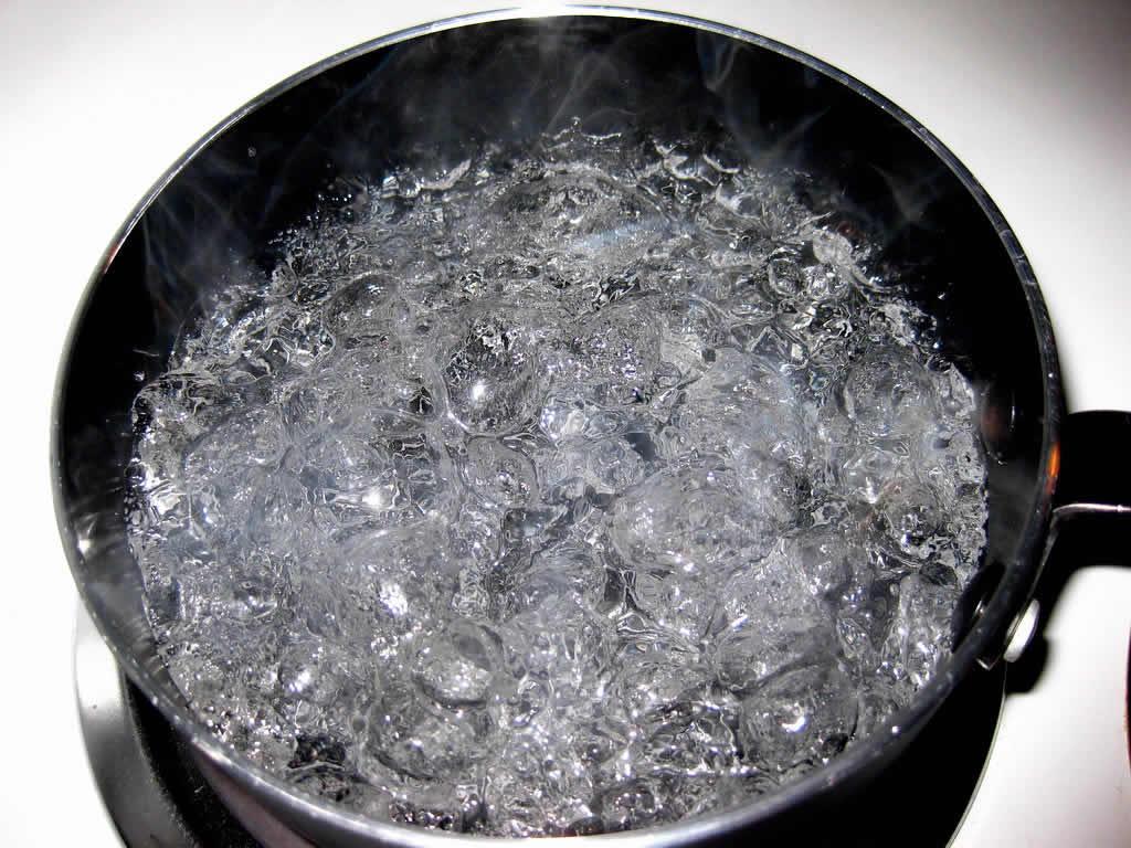 Is Reboil Water Harmful For Health