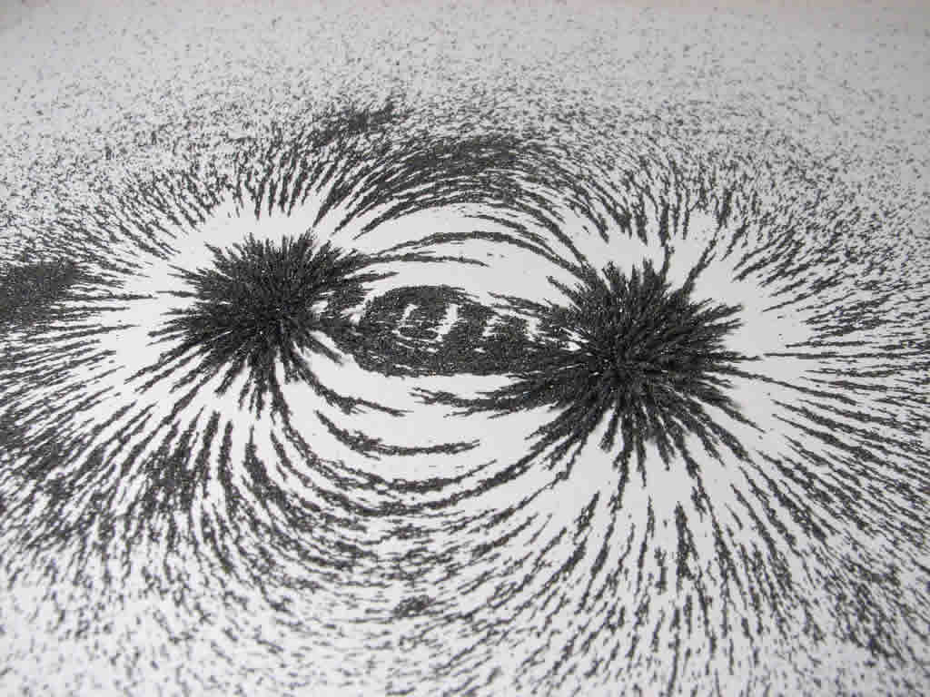 We Are Surrounded By Magnetic Fields