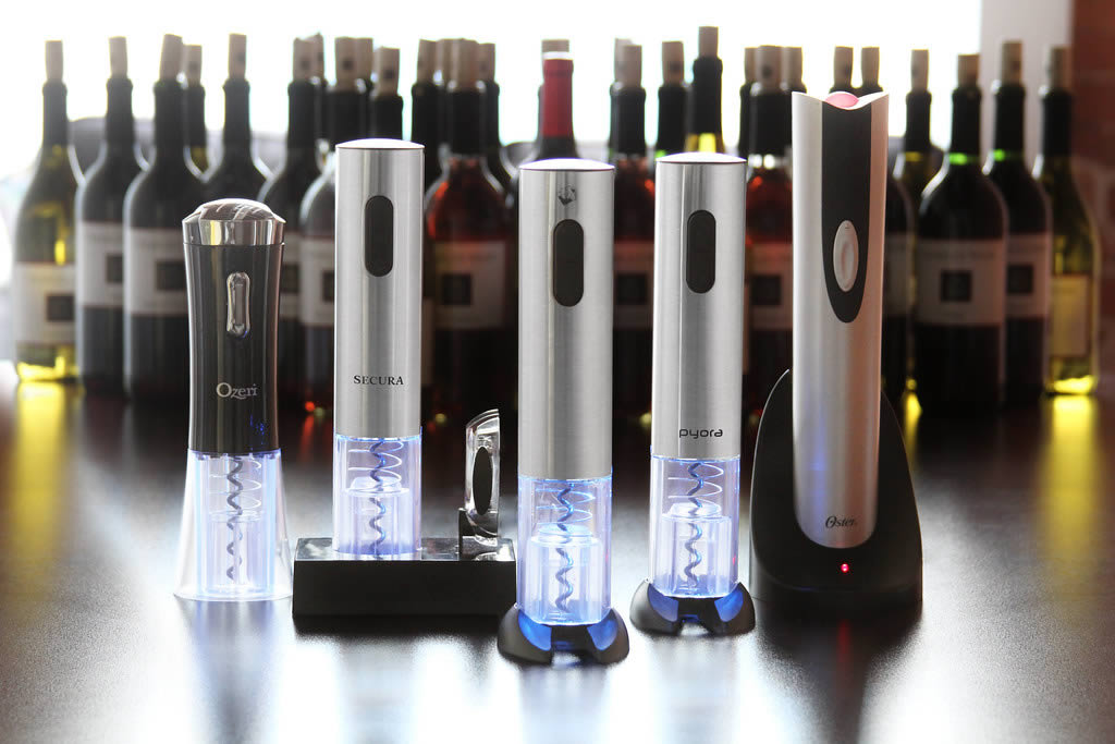 Best Electric Wine Bottle Openers